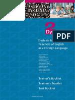 Dyslexia English Teaching