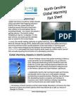 North Carolina Global Warming Fact Sheet
