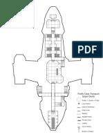 Serenity - Deck Plans