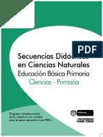 Ciencias Naturales Educacion primaria