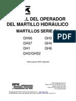 Martillo Npk Gh3 (Pag. 1,7)