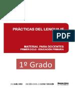 Material Docente Pract. del Lenguaje 1°ciclo