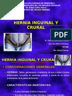 1.6 Hernia Inguinal y Crural