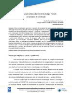 HENRIIQUES_Educação Musical Na Educação Infantil Do Colégio Pedro II_ABEM_2015