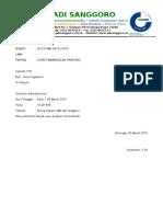 Surat Pemanggilan