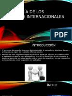 Monografía de los contratos internacionales