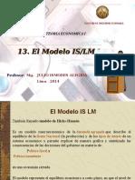 13. El Modelo IS - LM