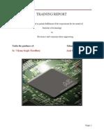 Micro controller development board