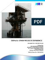 04) ZEEPod & Other Project Experience