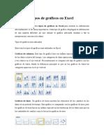 Gráficos tipos de Gráficos diseño de Presentación y Formato de Gráficosimpresiones de Hoja de Calculotablas Dinámicas