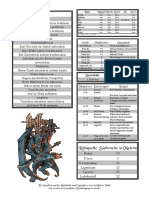 Arcane Codex Schirm - ausführlich