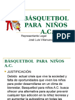 Basquetbol Charly