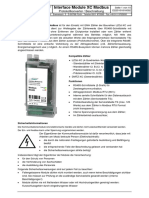 Modbus EMH Interface Manual De