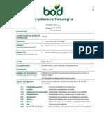 PTR-SOF-2013!04!001 Procedimiento Almacenados en DB2 en Objetc Control