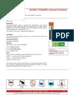 Catalog Titanex H07RN-F