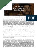 6 - Romanos - Um resumo por João Calvino.pdf