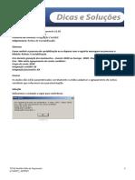 SIM - Dicas e Soluções - Contabilização