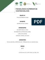 Trabajo de Principios de Terminacion de Pozos ABY 2