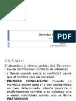 1.Derecho Procesal-Inicio 2014