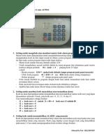 Manual Alarm Revisi