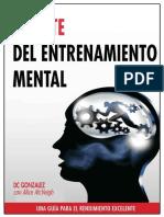 El Arte Del Entrenamiento Menta - DC Gonzalez