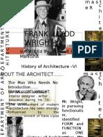 2frank Llyod Wright