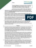 Florida Energy Efficiency Recommendations Brief