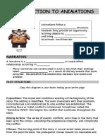worksheet for animation ppt