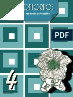 Revista Sin Contornos 04 (Espacio de entramado psicoanalítico)