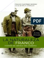 La Naturaleza de Franco. Cuando - Francisco Franco Martinez-bordi