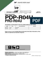 Samsung ProRo4u TV Service Manual