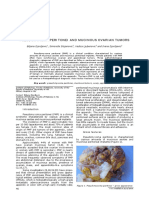 Pseudomyxoma Peritonei and Mucinous Ovarian Tumor