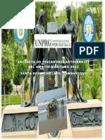 ENCUESTA DE PESCADORES ARTESANALES DEL ÁMBITO MARÍTIMO
