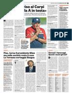 La Gazzetta dello Sport 03-08-2016 - Calcio Lega Pro