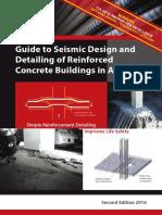 Seismic RC design Guide SRIA