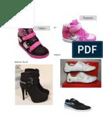 Modelos de Zapatillas Para Que Venda La Mely