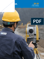 082112325856 sell Total Station Topcon ES-55