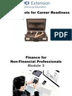 Module 3 Lecture 2 -- Asset, Profitability, And Debt Ratios