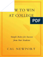 How to Win at College Newport