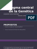 Genetica Dogma