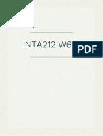 INTA212 W6A1