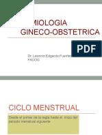 1-. Semiologia Ginecologica. 2014 Leoncio
