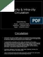 5 Inter-City & Intracity Circulation