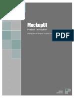 MockupUI Product Description