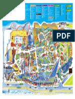 Pleasure Beach Map