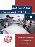 MAE UG (Part Time) Handbook 2015-16 v1.1 (Circulated)
