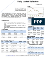 Trading in Forex Market