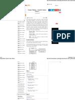 Design Pattern Transfer Object Pattern