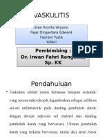 PPT Vaskulitis