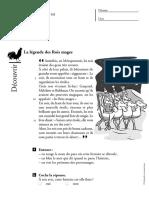 Français Comprénhension des ecrits